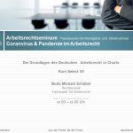 Coronavirus & Homeoffice im Arbeitsrecht